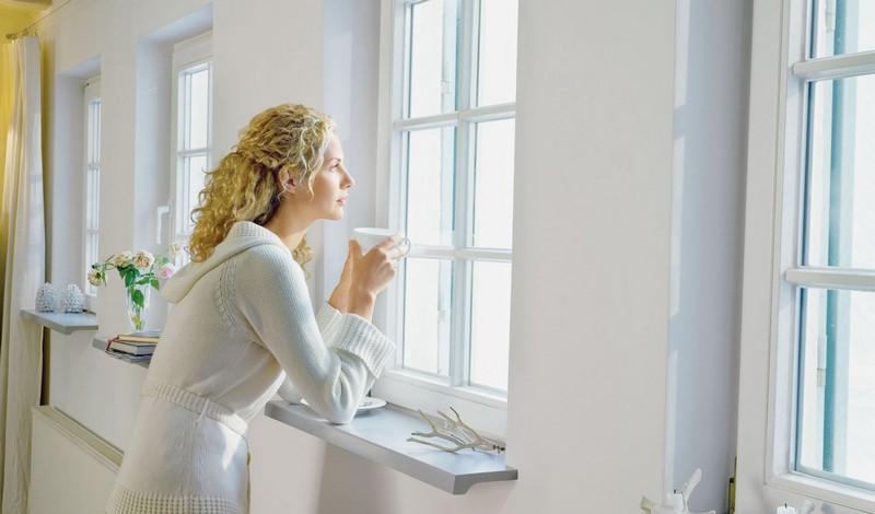 Особенности установки пластиковых окон в загородных домах