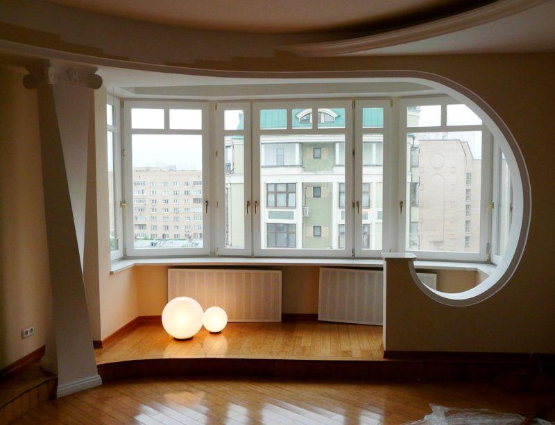 Остекление балкона и лоджии своими руками