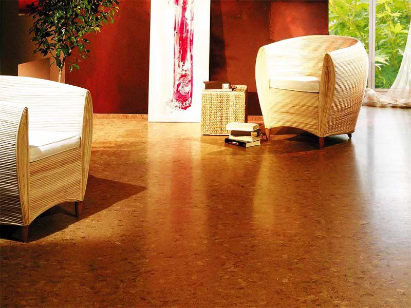 Пробковая плитка — природный материал для вашего жилья