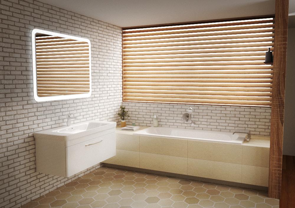 Мебель и чугунные ванны от компании «OWL 1975»