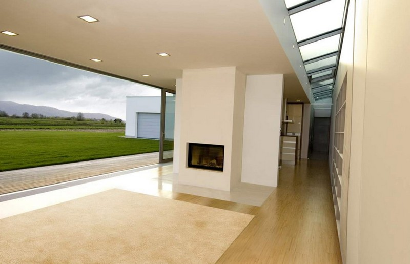 Стены дома: взгляд изнутри