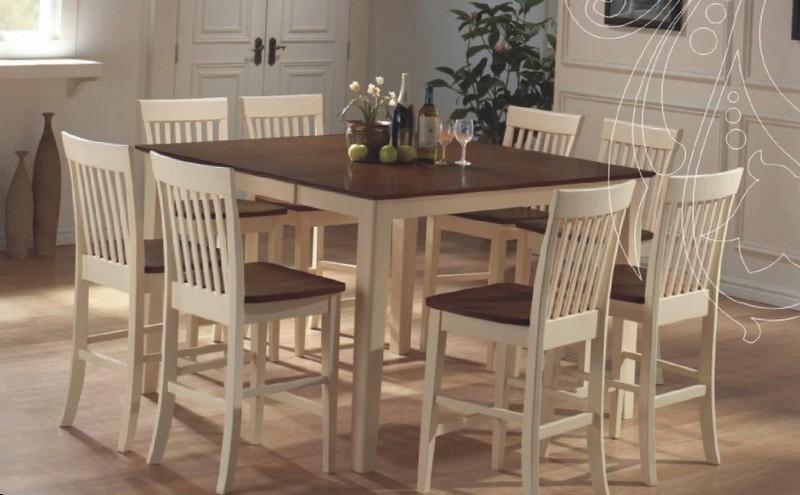 Стол в столовую и стулья — важный выбор